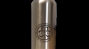 Stahl-Trinkflasche, 1 l